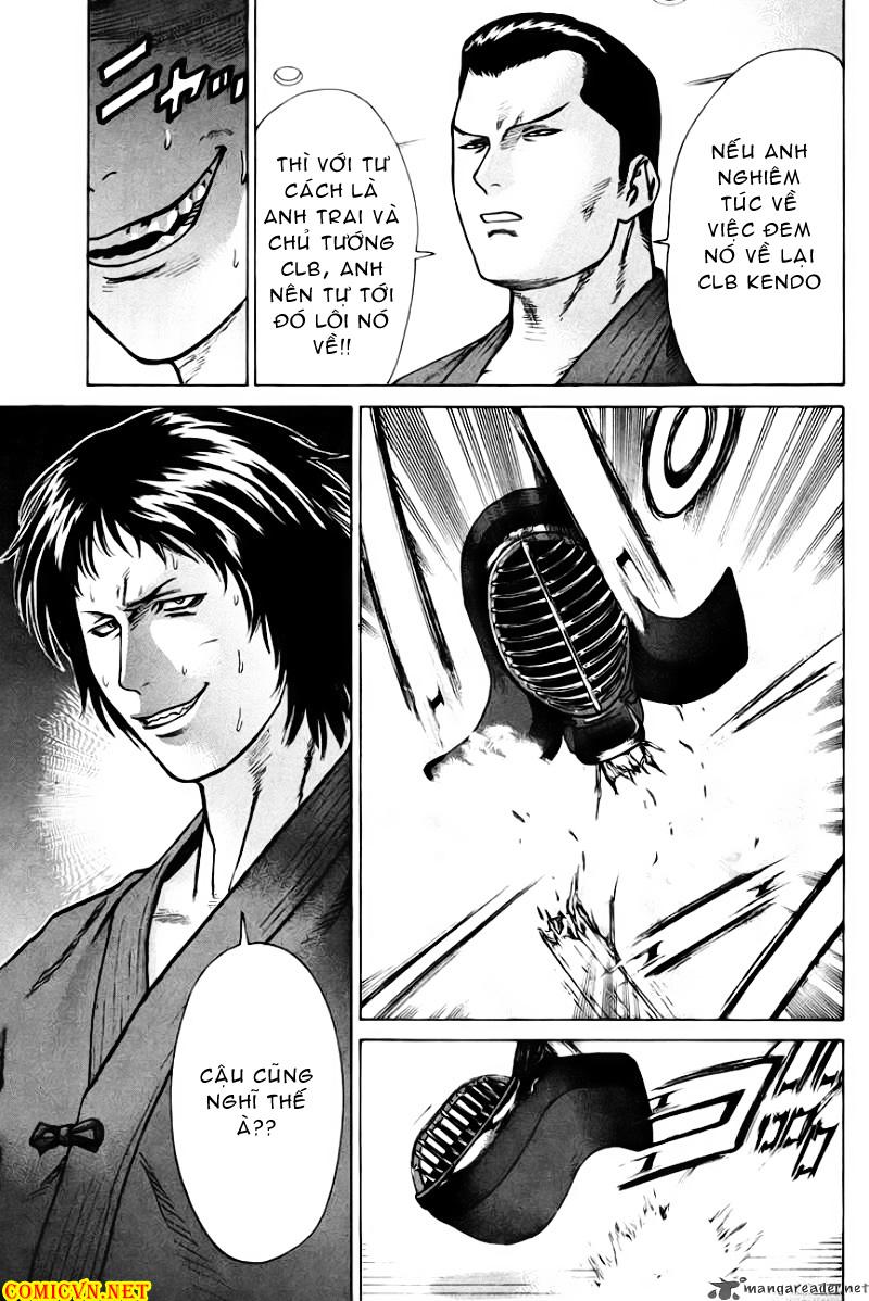 Karate Shoukoushi Kohinata Minoru chap 14 Trang 11