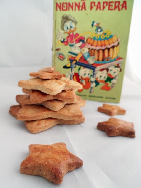 biscotti tre re - manuale di nonna papera
