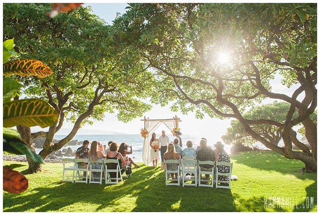 Maui Private Estate Wedding