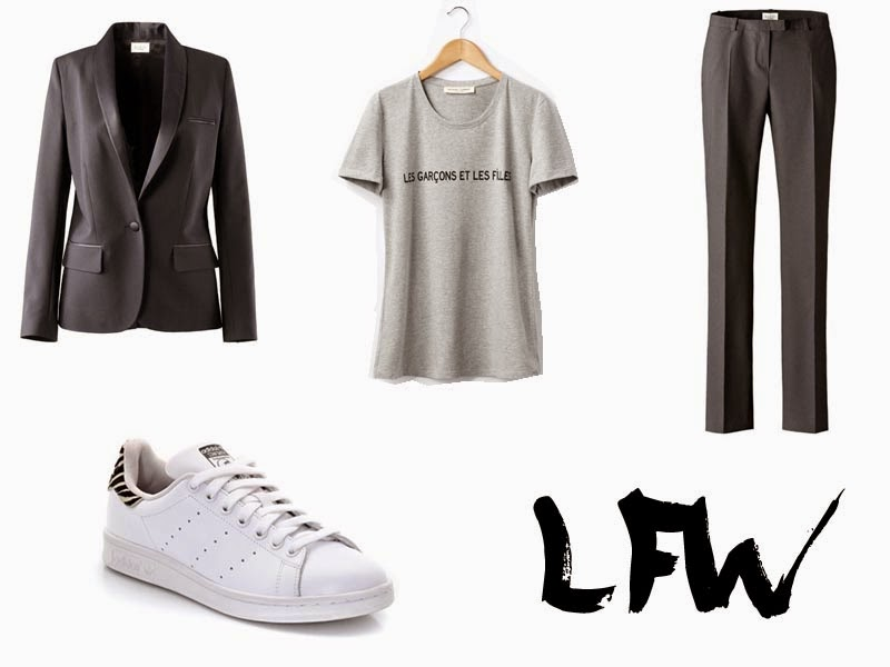 London Fashion Week Outfit Planning