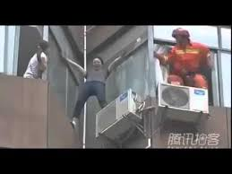A heroic attempt to save the girl tried to commit suicide