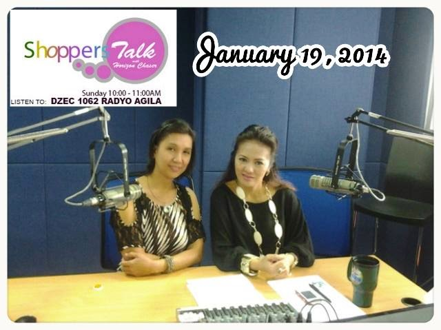 Shoppers Talk Program DZEC 1062khz