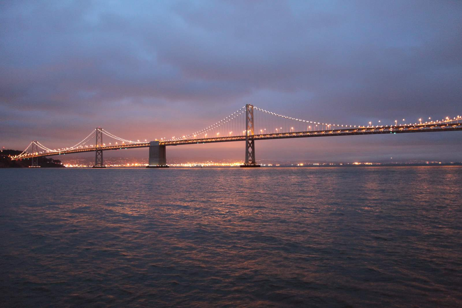 San Francisco (CA) United States  city pictures gallery : Travel Trip Journey: Bay Bridge San Francisco California United States