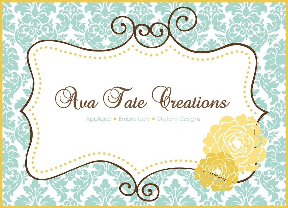 Ava Tate Creations