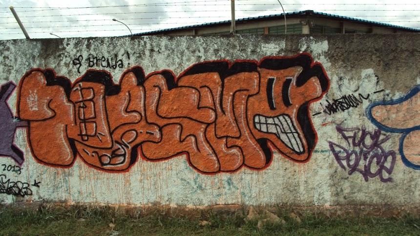 Graffiti Pasmo