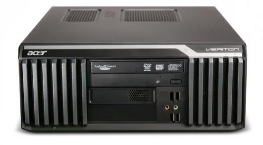 cpu branded acer s670g desktop bekas uberma computer