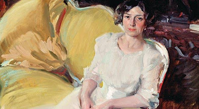 Clotilde, Sorolla's wife