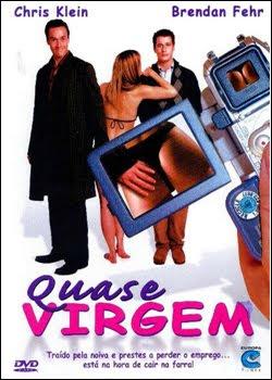 Download - Quase Virgem - DVDRip Dual Áudio