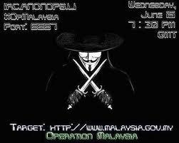 Operation Malaysia Hacker