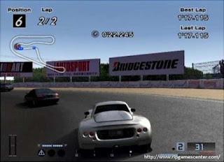 Gran Turismo Games