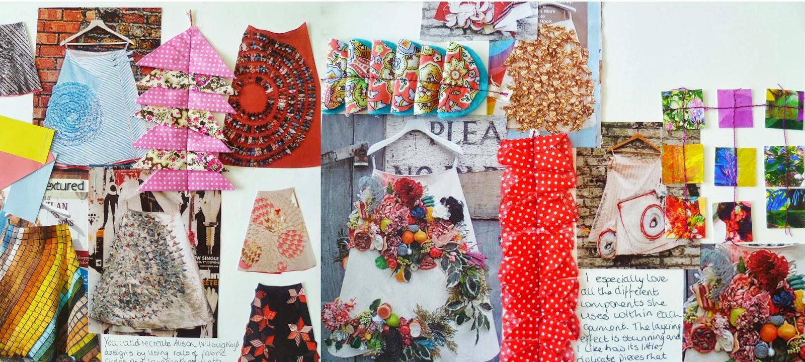 Etc Fashion Textile Research Students Uk