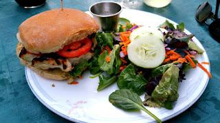 Albacore Burger