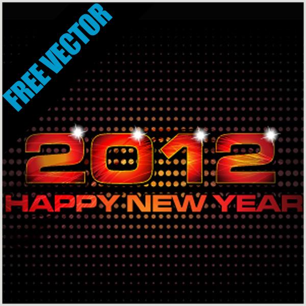 Download Background New Year 2012 Format EPS dan JPEG Gratis - Album ...