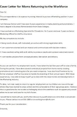Sample cover letters 2012 for Cover letter seeking employment opportunities