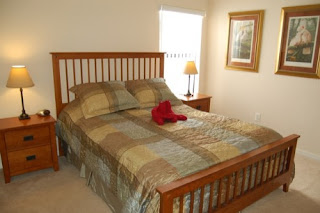 2nd Master Bedroom