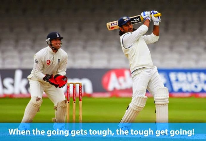 Image result for dhoni vs england lords 2007
