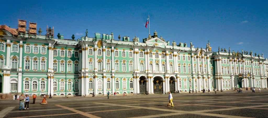 10 Mejores sitios de inters en San Petersburgo