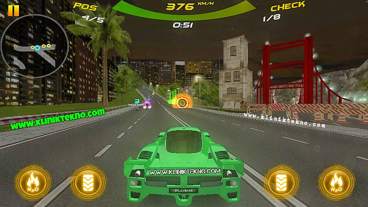 King Racing 2 v1.1 Apk + Data Mod