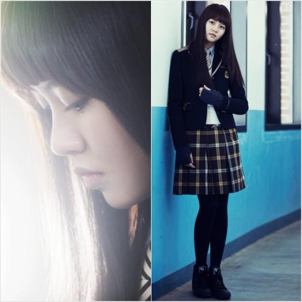 Kim So Hyun Seragam
