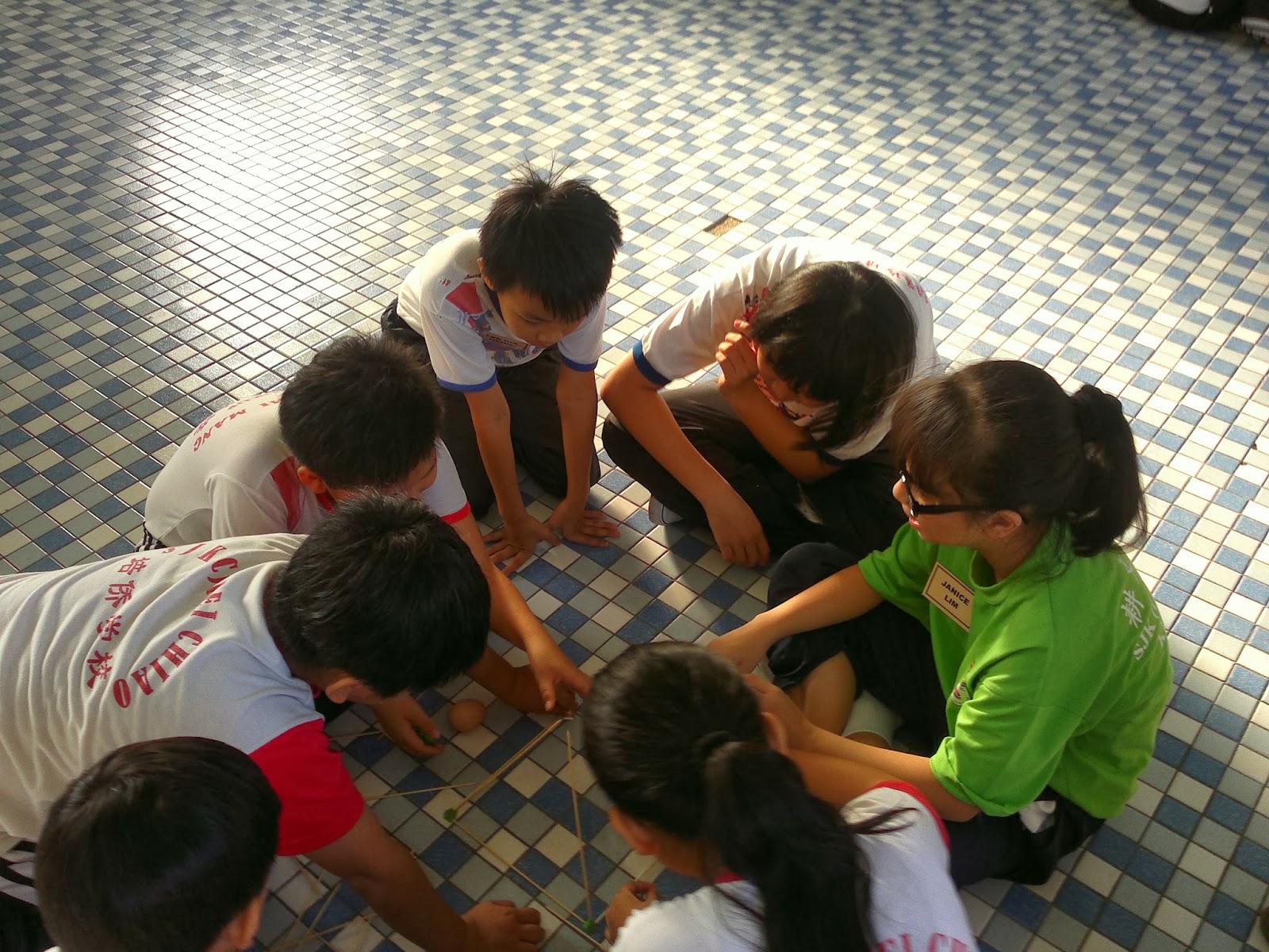 Sjk C Pei Hwa English In Camp 2012