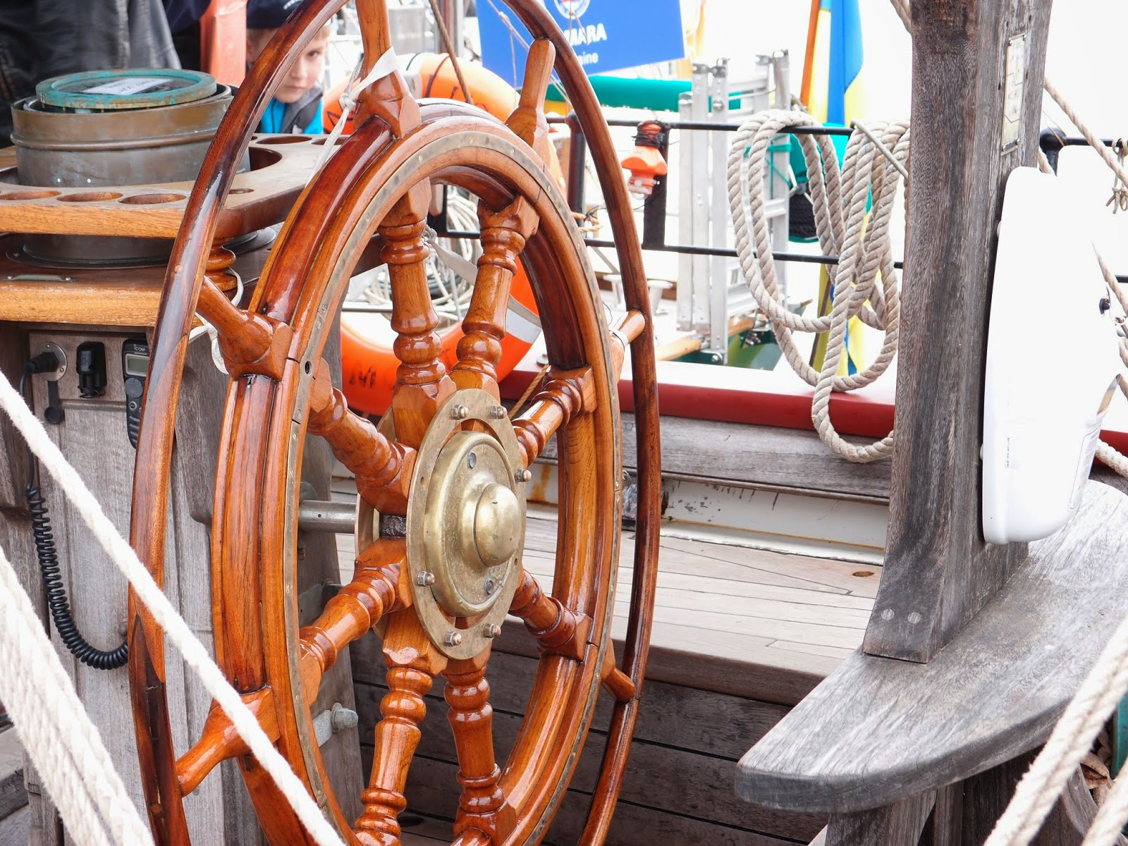 Tall Ships Varna 2014 - разходка по кея