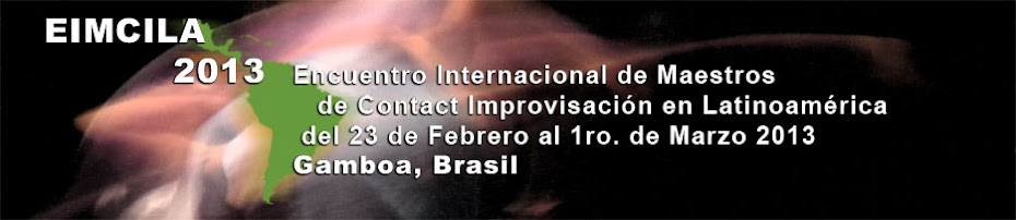 EIMCILA 2013 - Encuentro internacional de maestros de CI en Latinoamérica