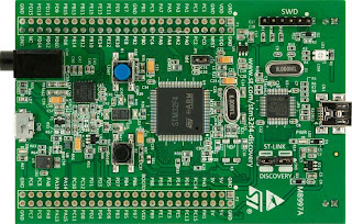 STM32FDISCOVERY