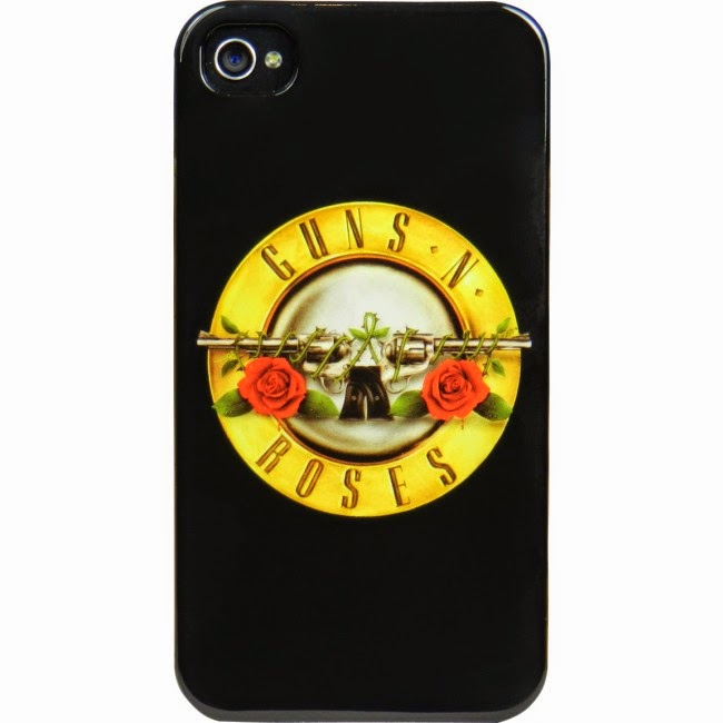 Funda iPhone Guns N Roses