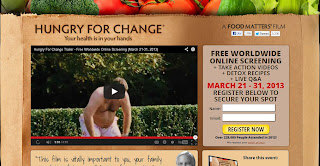 hungry for change online screening page
