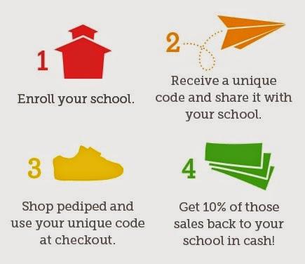 pediped schools campaign