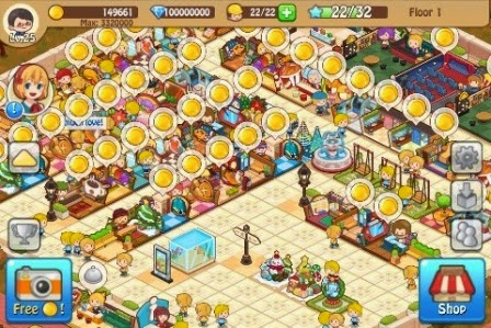 Game Happy Mall Story Shopping Sim Unlimited Money Mod Apk Miftatnn