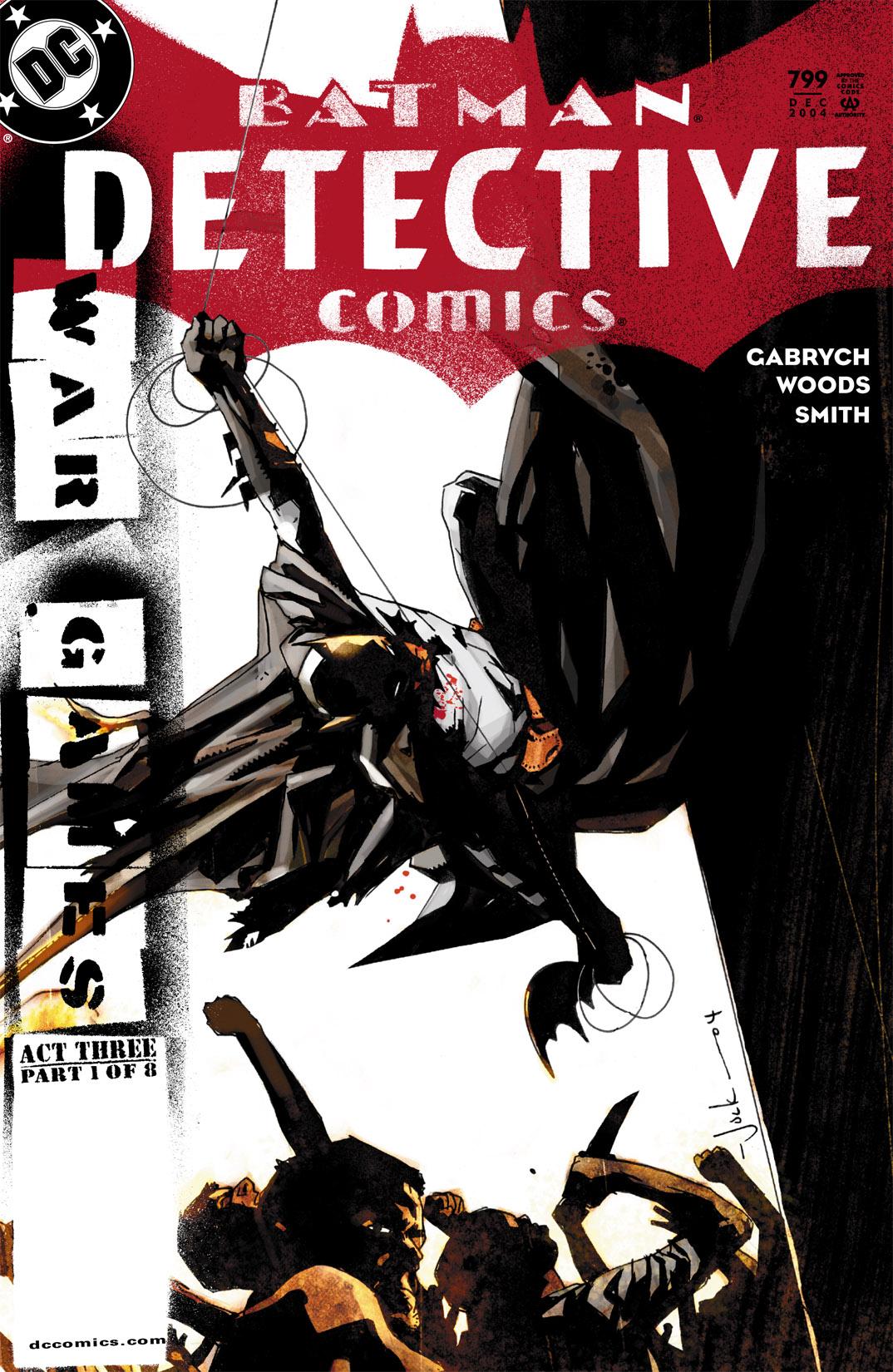 Detective Comics (1937) 799 Page 1