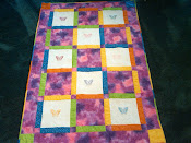 Butterfly QFC Charity Quilt