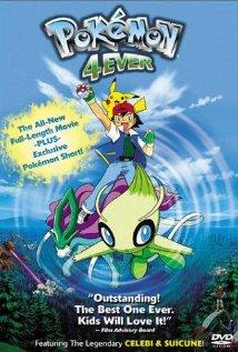 Pokémon 4: Celebi A Voz da Floresta