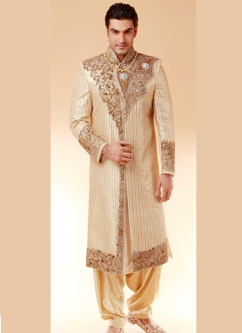 Sherwani For Men Designs For Groom Model Collection Dress For ...