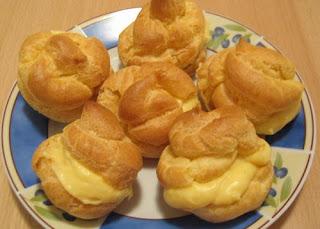 Cách làm Bánh Su Kem ngon ơi là ngon