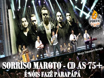 CD - Sorriso Maroto –  (2013)