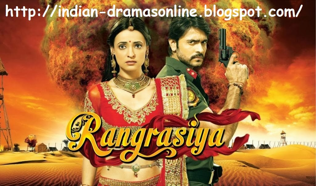 Rangrasiya Episode 85  by Colors TV 25th April 2014 Watch Online