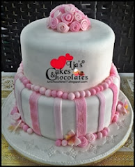 Wedding Cake~Fondant