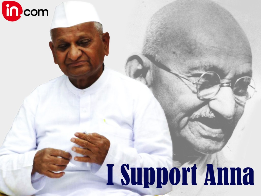 who is anna hazare Corruption in india has now become a major issue the nation and the people who were engaged in so many things in india and from abroad are now understanding that it.