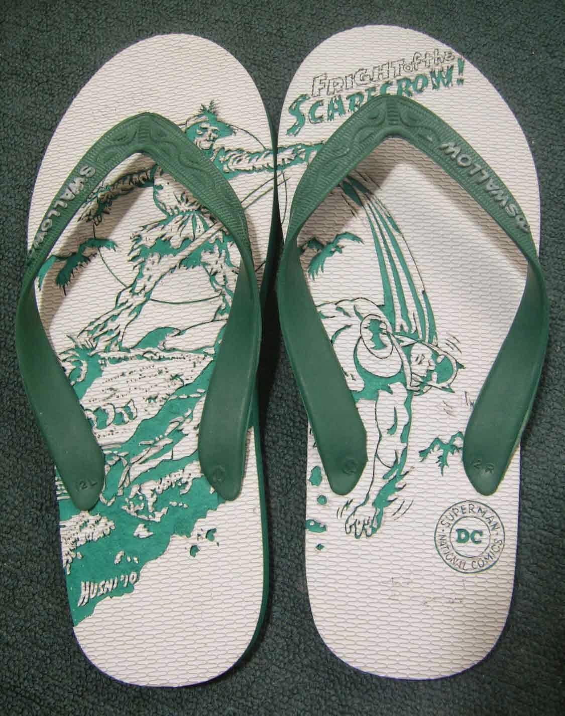 Contoh Gambar Sandal Jepit Dengan Ukiran