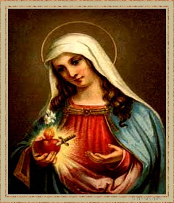 imagens para celular de jesus e maria - Maria Porta Do Ceu IMAGENS DE NOSSA SENHORA