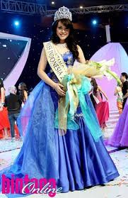 Biografi Vania Larissa Miss World Indonesia