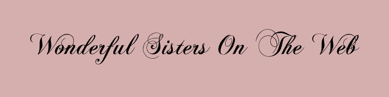 Wonderful Sisters On The Web