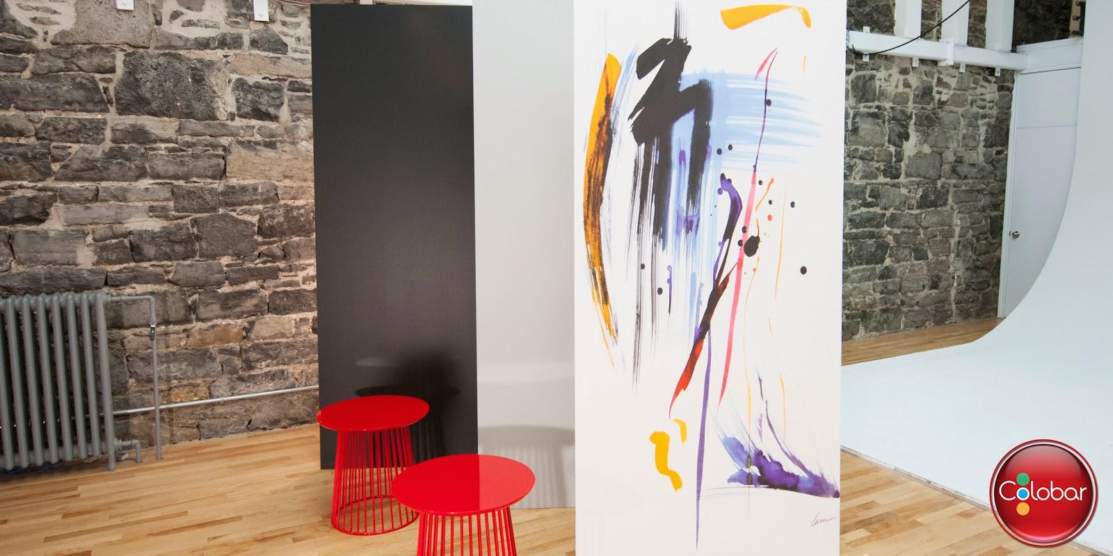 Colobar Peinture et Décoration Tendance 2014 en décoration