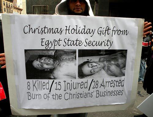 2012: ¡CIENTO CINCO MIL NUEVOS MÁRTIRES CRISTIANOS!  ¿ALIANZA DE CIVILIZACIONES?: ¡NO, GRACIAS!