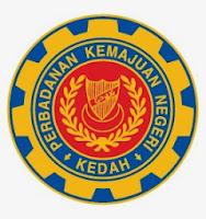 Logo Perbadanan Kemajuan Negeri Kedah http://newjawatan.blogspot.com/