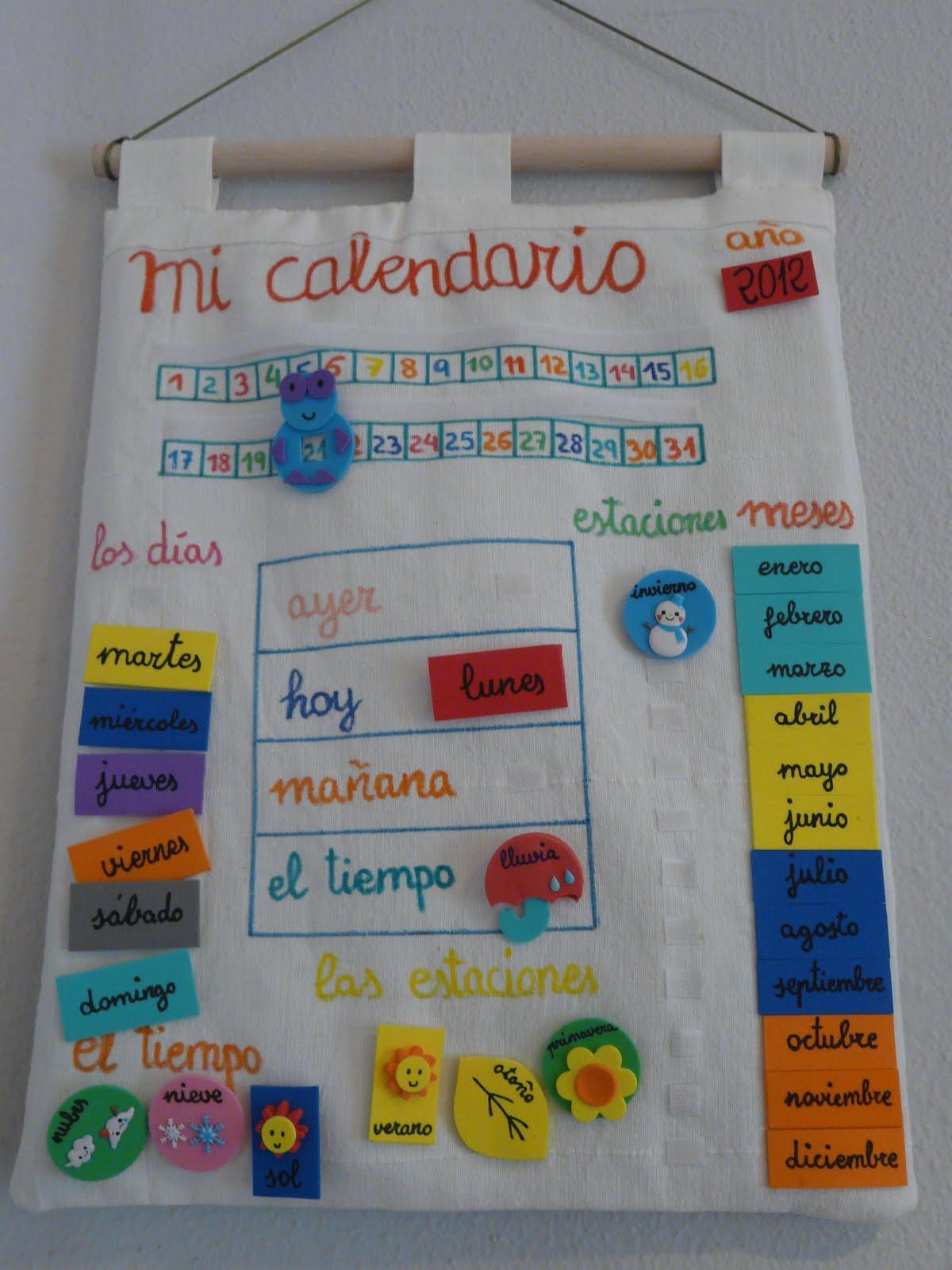 L grimas de coco m s calendarios for Actividades divertidas para el salon de clases