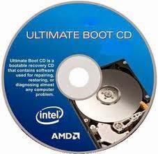 اسطوانة البوت والصيانة الشهيرة Ultimate Boot CD 5.3.2  بآخر إصدار للتحميل برابط مباشر