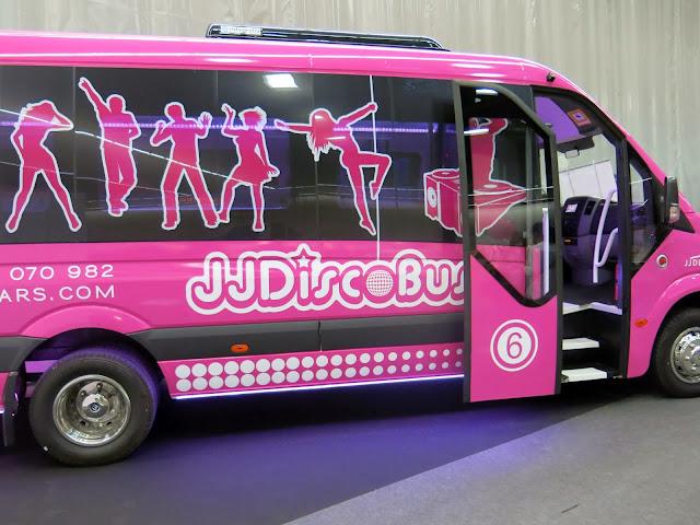 Autobuses discoteca